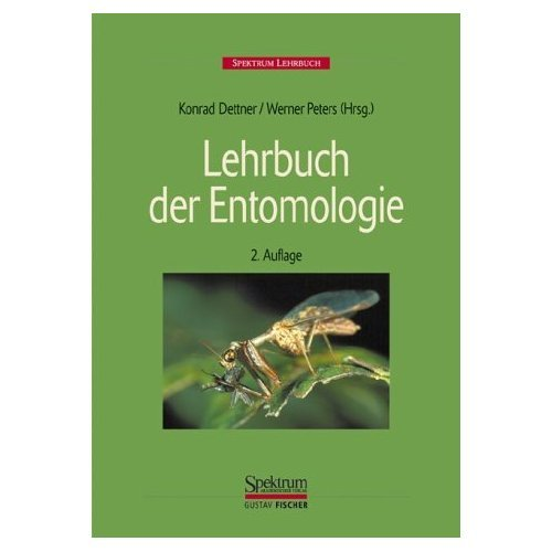 mehr Information zu Dettner Peters - Entomologie