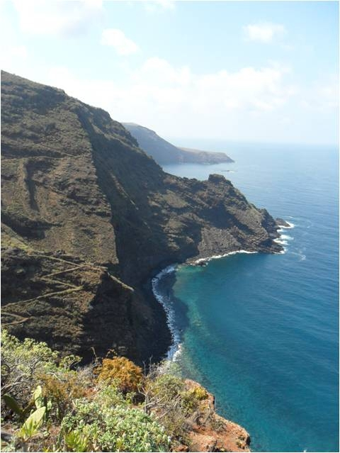Northern Coast of La Palma