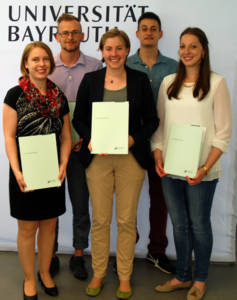 Sarah Weber, Karin Meindl, Hannah Wilm, Philipp Schneider und Philipp Herrmann, Anthropogeography and Environmental Law