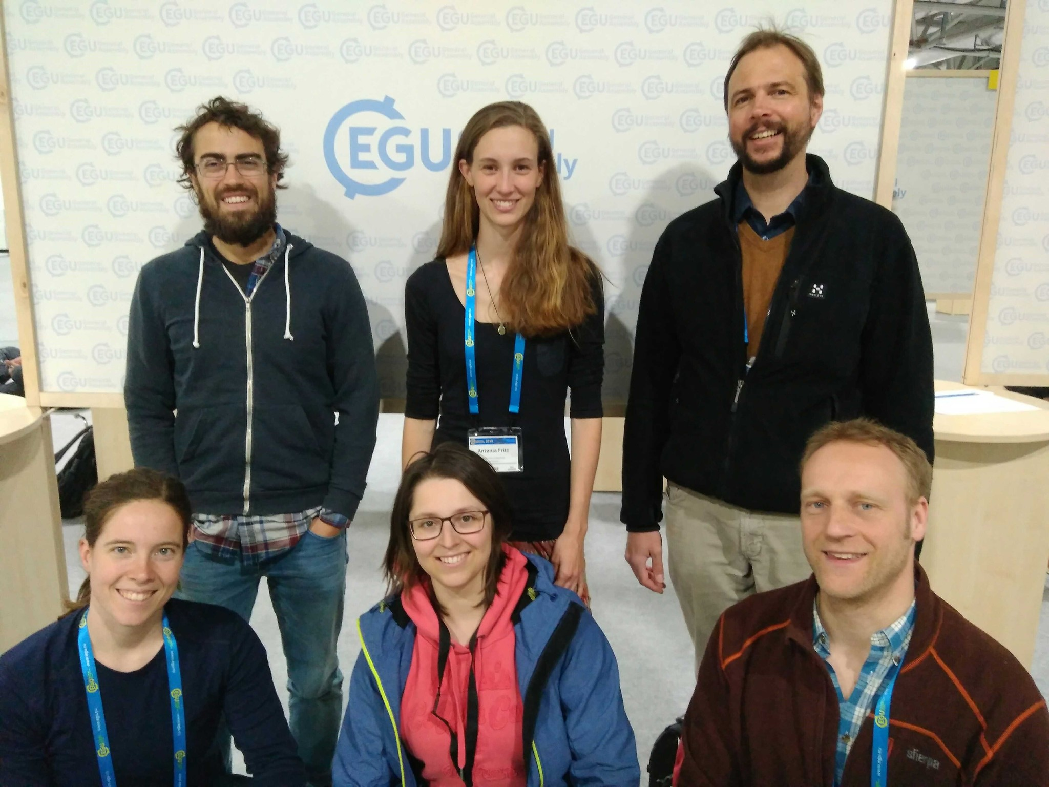 EGU 2019, Micrometeorology Group
