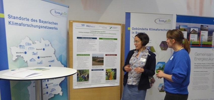 Schnappschuss Klimaschutzkonferenz