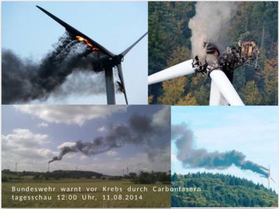 Vortrag Dr. Stiller - Brände Windkraftanlagen